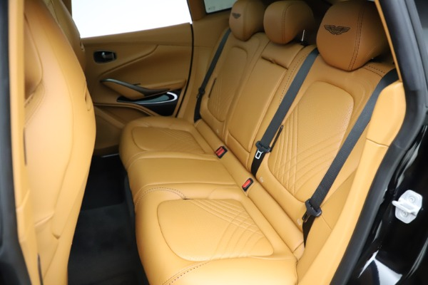 New 2021 Aston Martin DBX for sale Sold at Maserati of Westport in Westport CT 06880 19