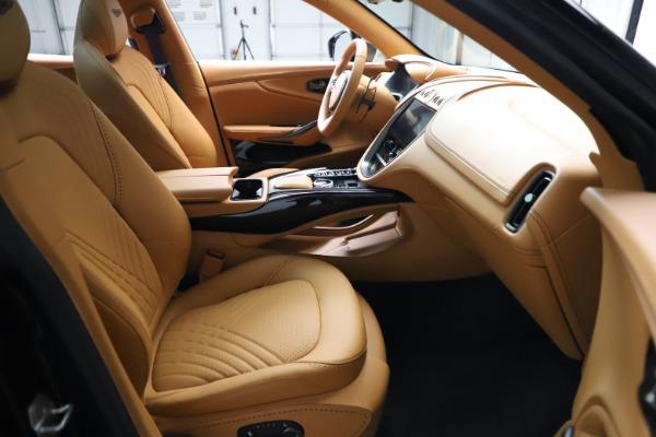 New 2021 Aston Martin DBX for sale Sold at Maserati of Westport in Westport CT 06880 21