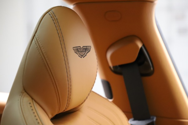 New 2021 Aston Martin DBX for sale Sold at Maserati of Westport in Westport CT 06880 24