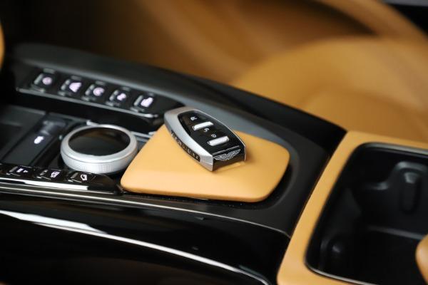 New 2021 Aston Martin DBX for sale Sold at Maserati of Westport in Westport CT 06880 28