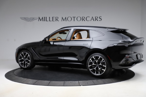 New 2020 Aston Martin DBX SUV for sale Call for price at Maserati of Westport in Westport CT 06880 3