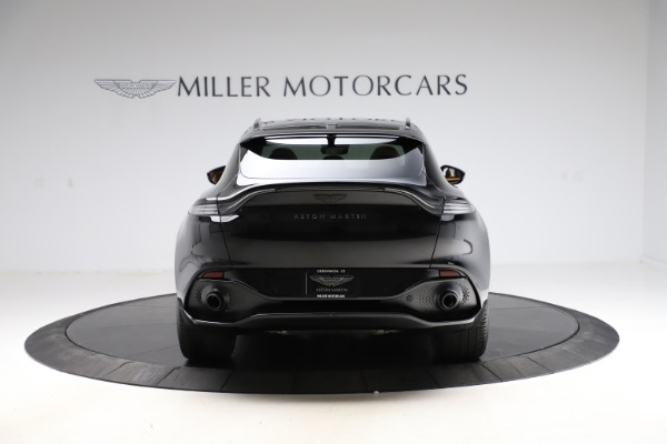 New 2020 Aston Martin DBX SUV for sale Call for price at Maserati of Westport in Westport CT 06880 5