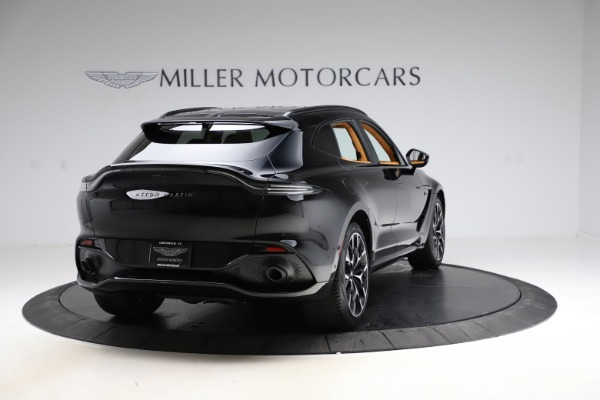 New 2020 Aston Martin DBX SUV for sale Call for price at Maserati of Westport in Westport CT 06880 6
