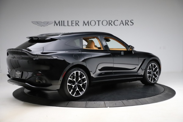 New 2020 Aston Martin DBX SUV for sale Call for price at Maserati of Westport in Westport CT 06880 7