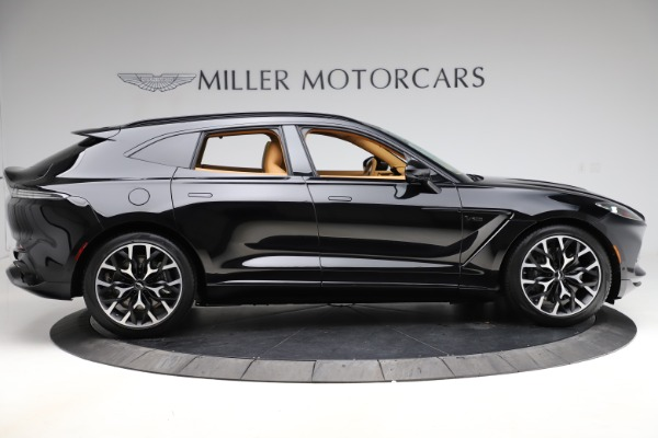New 2020 Aston Martin DBX SUV for sale Call for price at Maserati of Westport in Westport CT 06880 8