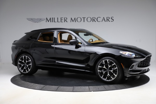 New 2020 Aston Martin DBX SUV for sale Call for price at Maserati of Westport in Westport CT 06880 9