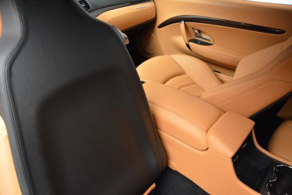 New 2016 Maserati GranTurismo Sport for sale Sold at Maserati of Westport in Westport CT 06880 19