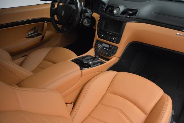 New 2016 Maserati GranTurismo Sport for sale Sold at Maserati of Westport in Westport CT 06880 21
