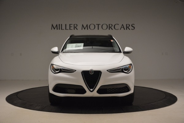 New 2018 Alfa Romeo Stelvio Sport Q4 for sale Sold at Maserati of Westport in Westport CT 06880 12