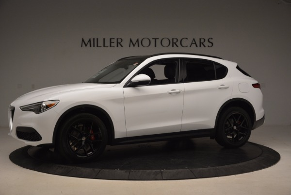 New 2018 Alfa Romeo Stelvio Sport Q4 for sale Sold at Maserati of Westport in Westport CT 06880 2