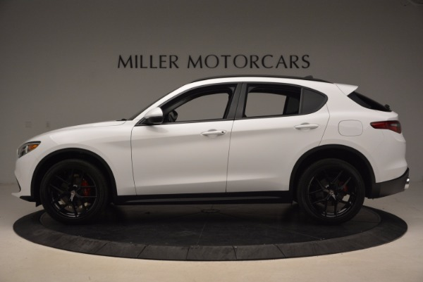 New 2018 Alfa Romeo Stelvio Sport Q4 for sale Sold at Maserati of Westport in Westport CT 06880 3