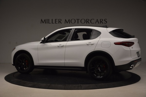New 2018 Alfa Romeo Stelvio Sport Q4 for sale Sold at Maserati of Westport in Westport CT 06880 4