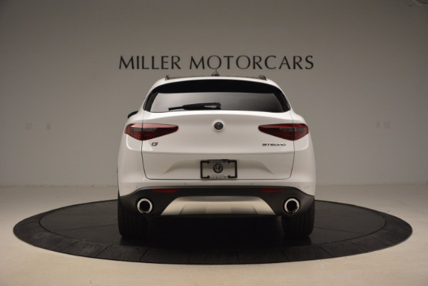 New 2018 Alfa Romeo Stelvio Sport Q4 for sale Sold at Maserati of Westport in Westport CT 06880 6