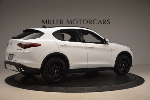 New 2018 Alfa Romeo Stelvio Sport Q4 for sale Sold at Maserati of Westport in Westport CT 06880 8