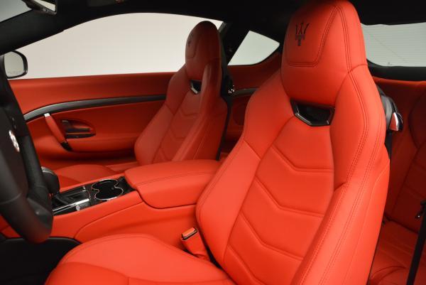 New 2016 Maserati GranTurismo Sport for sale Sold at Maserati of Westport in Westport CT 06880 15