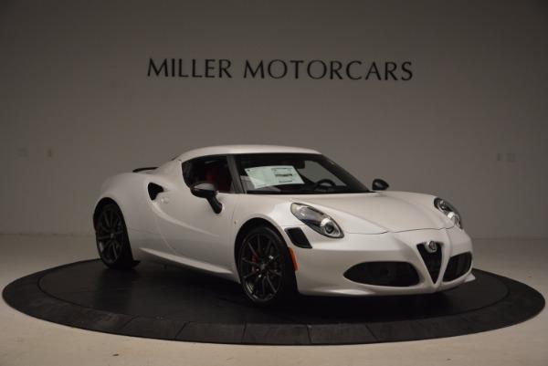 New 2018 Alfa Romeo 4C Coupe for sale Sold at Maserati of Westport in Westport CT 06880 11