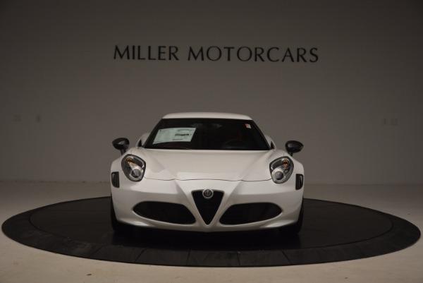 New 2018 Alfa Romeo 4C Coupe for sale Sold at Maserati of Westport in Westport CT 06880 12