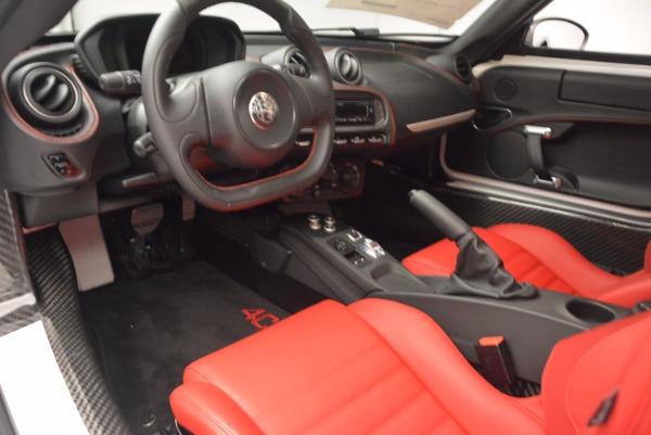 New 2018 Alfa Romeo 4C Coupe for sale Sold at Maserati of Westport in Westport CT 06880 13