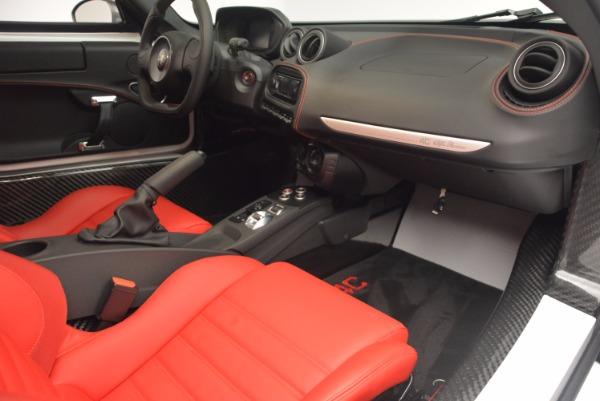 New 2018 Alfa Romeo 4C Coupe for sale Sold at Maserati of Westport in Westport CT 06880 17
