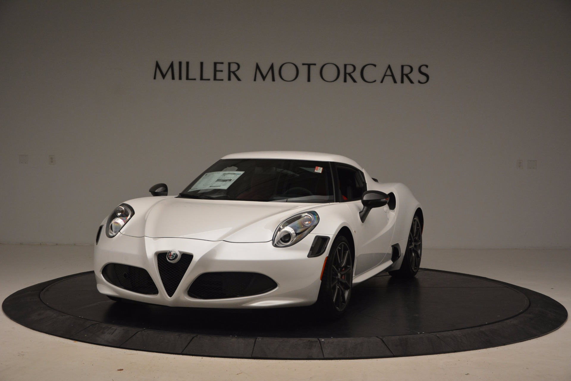 New 2018 Alfa Romeo 4C Coupe for sale Sold at Maserati of Westport in Westport CT 06880 1