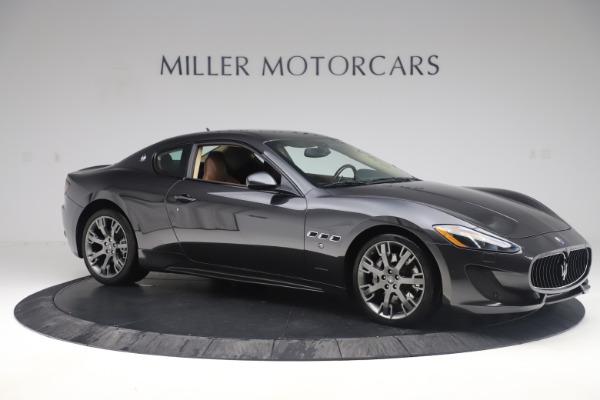 Used 2016 Maserati GranTurismo Sport for sale $64,900 at Maserati of Westport in Westport CT 06880 10
