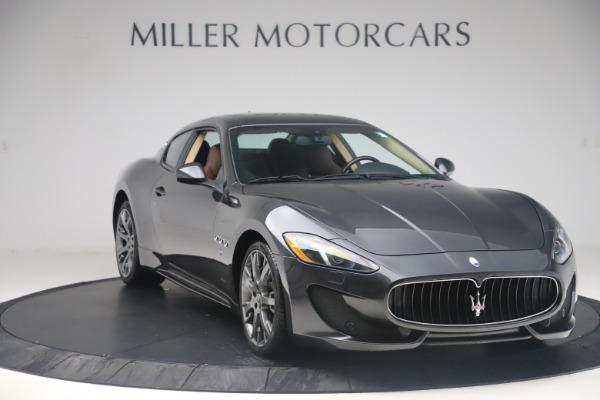 Used 2016 Maserati GranTurismo Sport for sale $64,900 at Maserati of Westport in Westport CT 06880 11