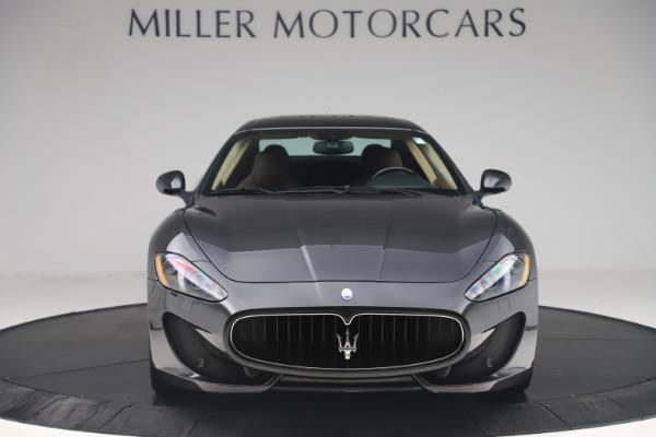 Used 2016 Maserati GranTurismo Sport for sale $64,900 at Maserati of Westport in Westport CT 06880 12