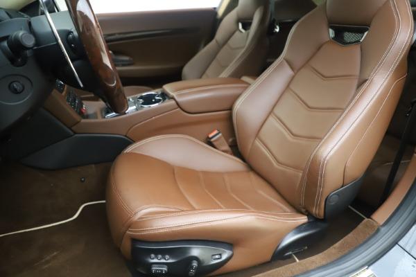Used 2016 Maserati GranTurismo Sport for sale $64,900 at Maserati of Westport in Westport CT 06880 15