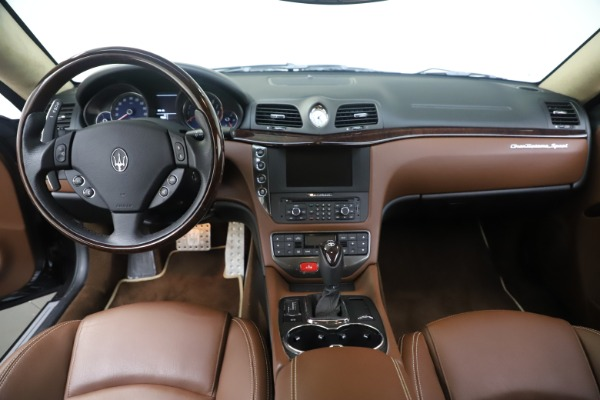 Used 2016 Maserati GranTurismo Sport for sale $64,900 at Maserati of Westport in Westport CT 06880 16