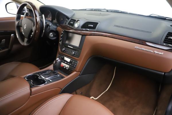 Used 2016 Maserati GranTurismo Sport for sale $64,900 at Maserati of Westport in Westport CT 06880 19
