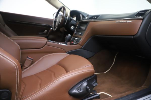 Used 2016 Maserati GranTurismo Sport for sale $64,900 at Maserati of Westport in Westport CT 06880 20