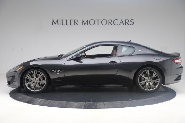 Used 2016 Maserati GranTurismo Sport for sale $64,900 at Maserati of Westport in Westport CT 06880 3