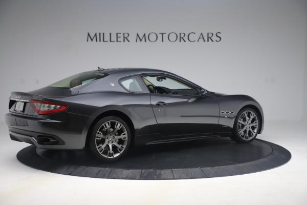 Used 2016 Maserati GranTurismo Sport for sale $64,900 at Maserati of Westport in Westport CT 06880 8