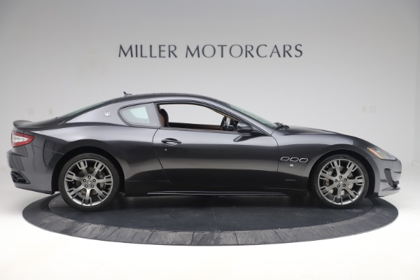 Used 2016 Maserati GranTurismo Sport for sale $64,900 at Maserati of Westport in Westport CT 06880 9