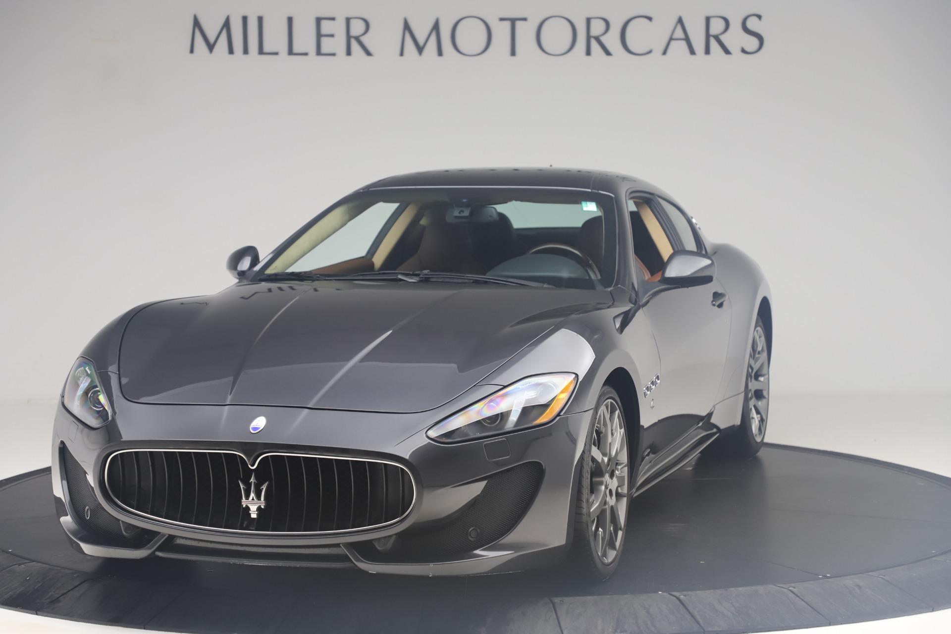 Used 2016 Maserati GranTurismo Sport for sale $64,900 at Maserati of Westport in Westport CT 06880 1