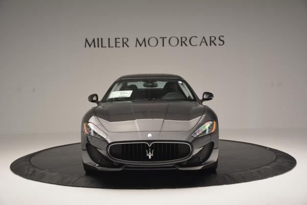 New 2016 Maserati GranTurismo Sport for sale Sold at Maserati of Westport in Westport CT 06880 12