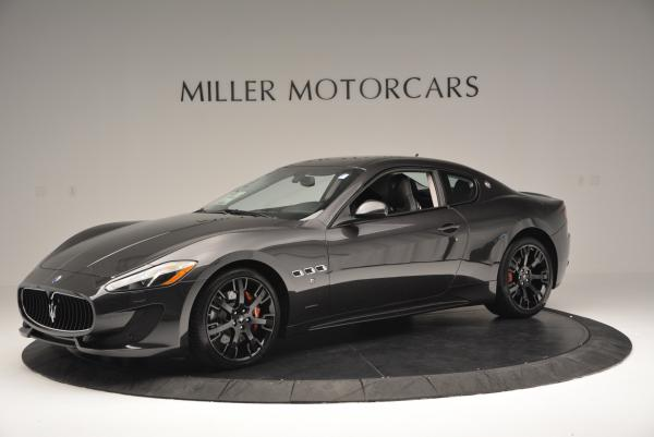 New 2016 Maserati GranTurismo Sport for sale Sold at Maserati of Westport in Westport CT 06880 2