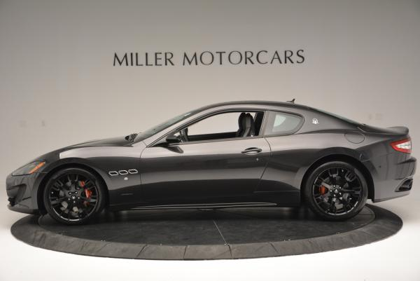 New 2016 Maserati GranTurismo Sport for sale Sold at Maserati of Westport in Westport CT 06880 3