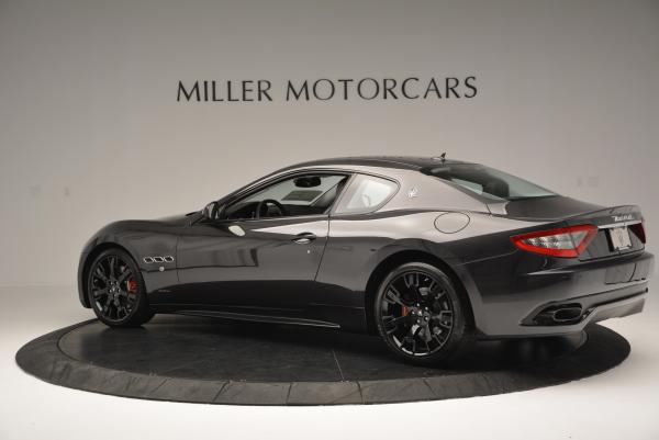 New 2016 Maserati GranTurismo Sport for sale Sold at Maserati of Westport in Westport CT 06880 4