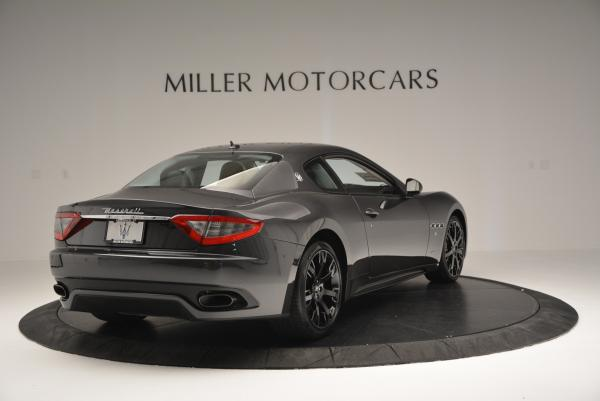 New 2016 Maserati GranTurismo Sport for sale Sold at Maserati of Westport in Westport CT 06880 7