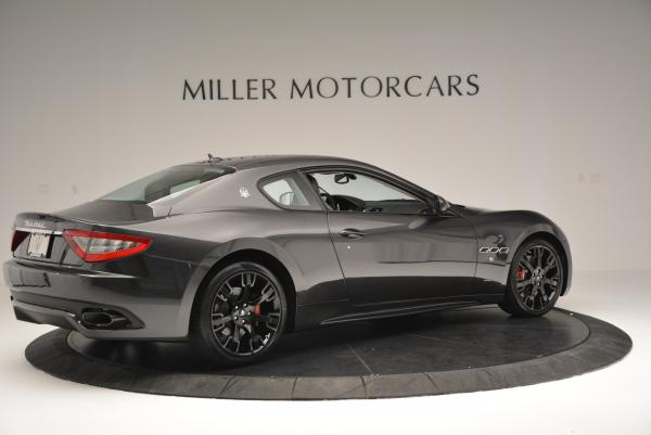 New 2016 Maserati GranTurismo Sport for sale Sold at Maserati of Westport in Westport CT 06880 8