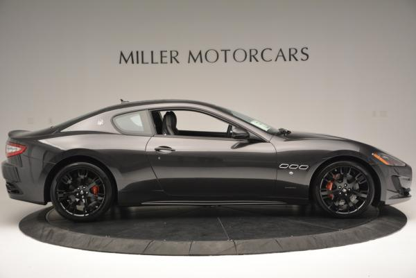 New 2016 Maserati GranTurismo Sport for sale Sold at Maserati of Westport in Westport CT 06880 9