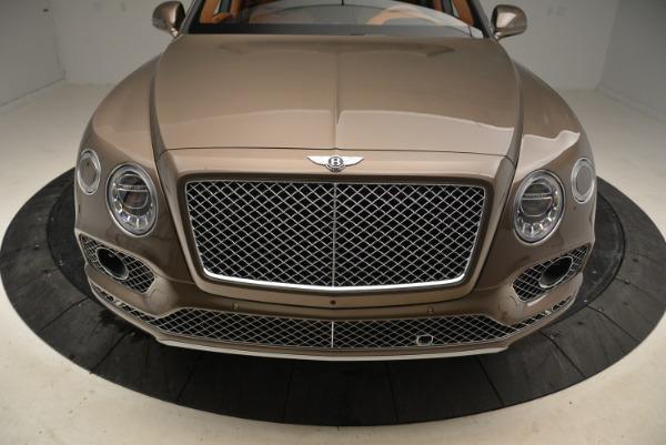 Used 2018 Bentley Bentayga W12 Signature for sale $156,900 at Maserati of Westport in Westport CT 06880 13