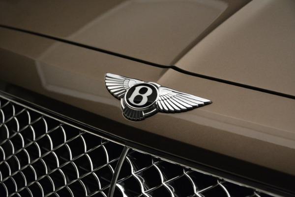 Used 2018 Bentley Bentayga W12 Signature for sale $156,900 at Maserati of Westport in Westport CT 06880 14