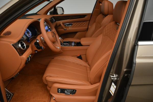 Used 2018 Bentley Bentayga W12 Signature for sale $156,900 at Maserati of Westport in Westport CT 06880 20