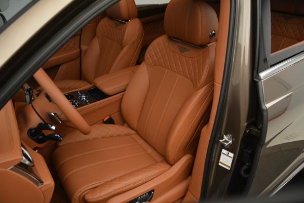 Used 2018 Bentley Bentayga W12 Signature for sale $156,900 at Maserati of Westport in Westport CT 06880 21
