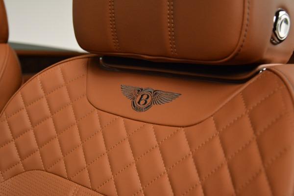 Used 2018 Bentley Bentayga W12 Signature for sale $156,900 at Maserati of Westport in Westport CT 06880 22