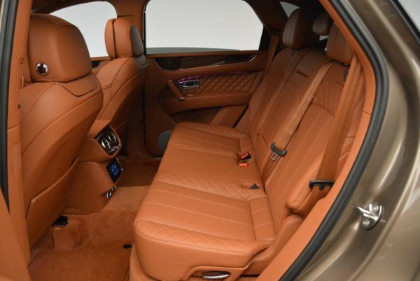 Used 2018 Bentley Bentayga W12 Signature for sale $156,900 at Maserati of Westport in Westport CT 06880 24