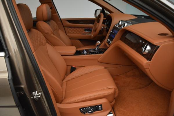 Used 2018 Bentley Bentayga W12 Signature for sale $156,900 at Maserati of Westport in Westport CT 06880 28