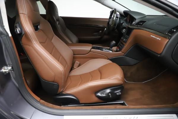 Used 2016 Maserati GranTurismo Sport for sale Sold at Maserati of Westport in Westport CT 06880 19